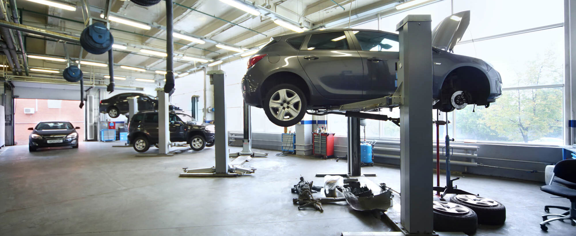2XL - Auto shop