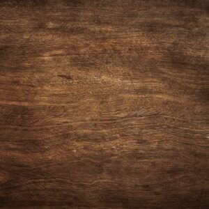 Closeup of brown wood.