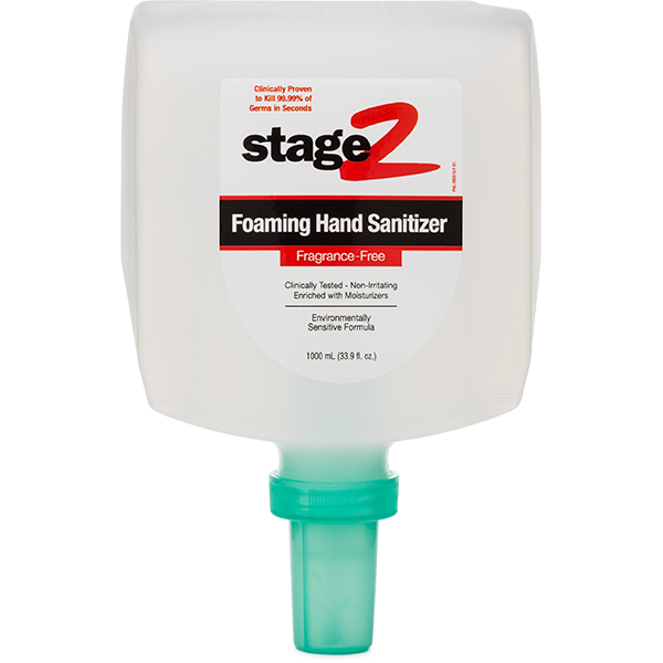 2XL-221: Foaming Alcohol Hand Sanitizer (1 Liter)