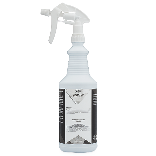 2XL302: Spray Bottle W/ Trigger