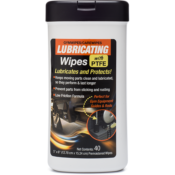 2XL-610: PTFE Lubricating Wipes