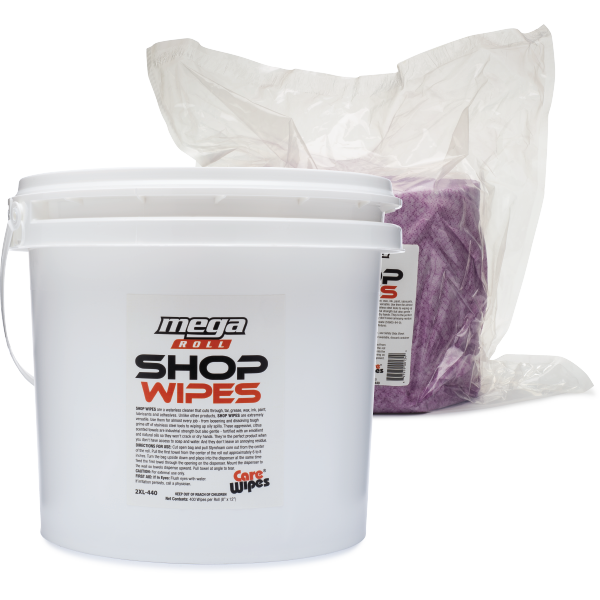 2XL-439: Shop Wipes