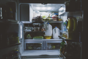 refrigerators can spread listeria