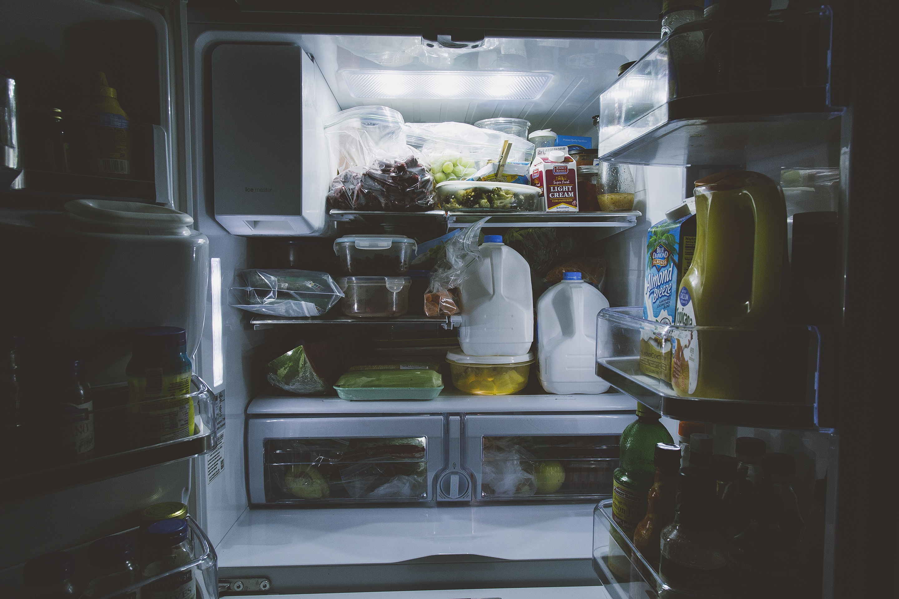 refrigerators can spread office germs