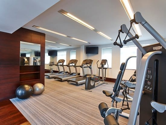 How to care for your hotel gym