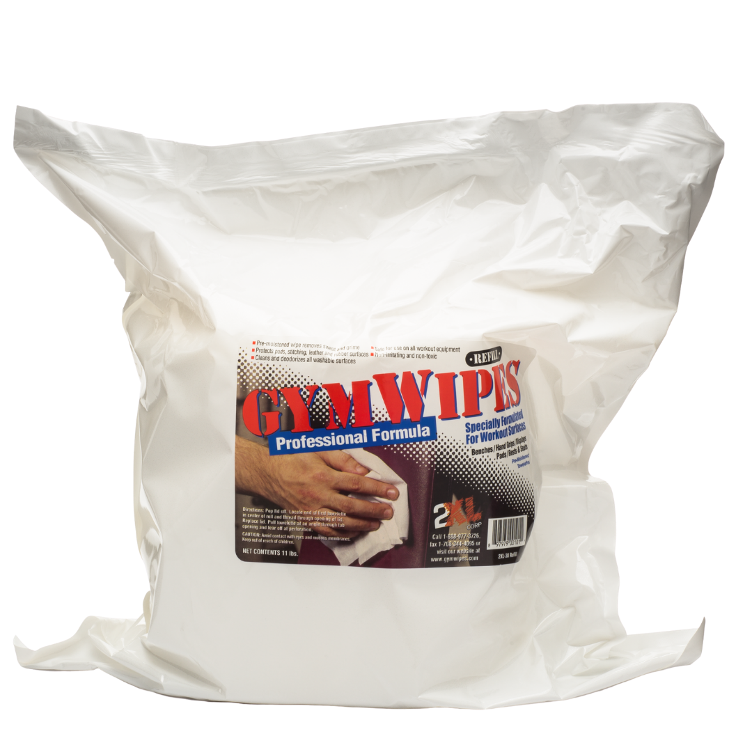 2XL38: GymWipes Professional
