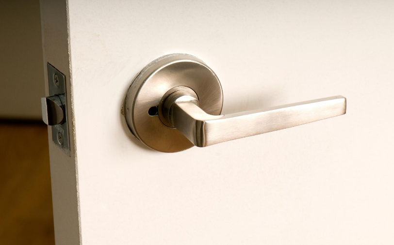 Doorknobs are a high touch surface in daycares.