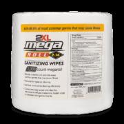 Mega Roll Sanitizing Wipes (2300 CT)