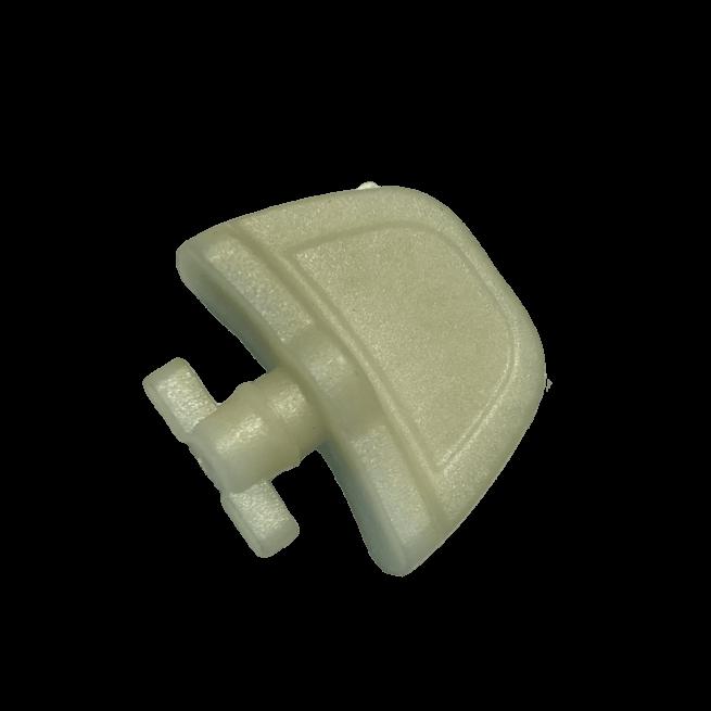 The Perma key  (white key)